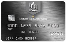 Limitless™ Cashback Rewards Visa Signature® Card